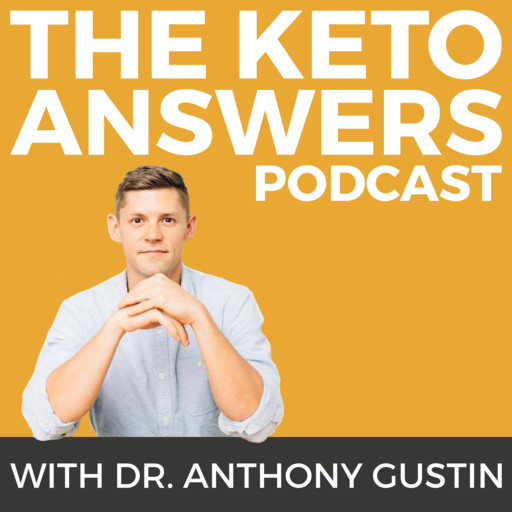 003: Jimmy Moore - Fixing Your Nutrition & Losing Weight With Low Carb Keto, Anthony Gustin