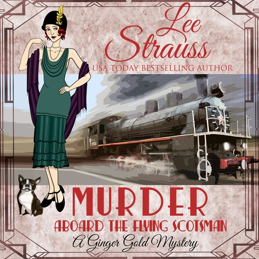 Murder Aboard the Flying Scotsman, Lee Strauss