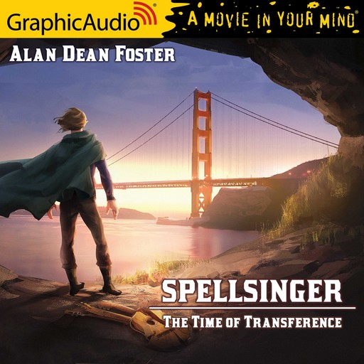 Time of Transference, The [Dramatized Adaptation], Alan Dean Foster