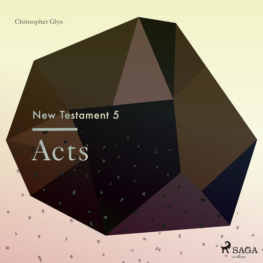 The New Testament 5 - Acts, Christopher Glyn