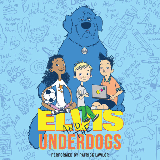 Elvis and the Underdogs, Jenny Lee