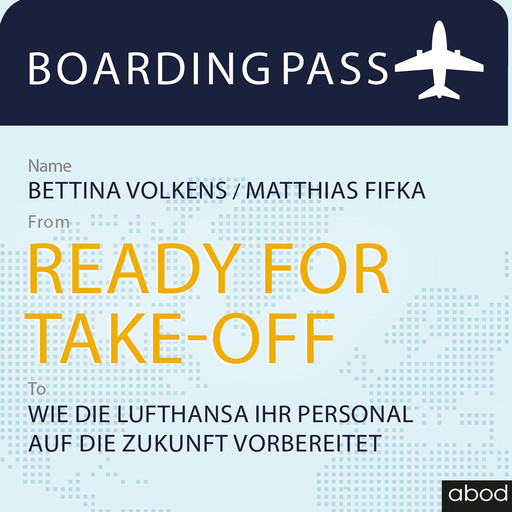 Ready for Take-off, Bettina Volkens