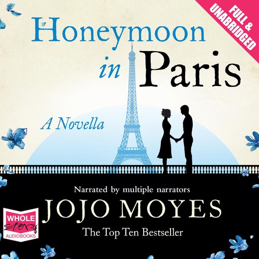 Honeymoon in Paris, Jojo Moyes