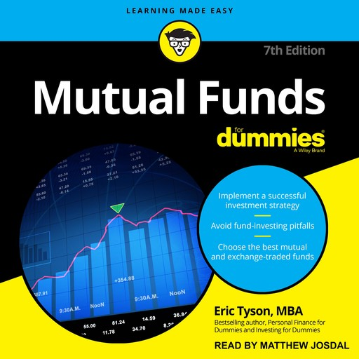 Mutual Funds for Dummies, Eric Tyson, M.B.A.