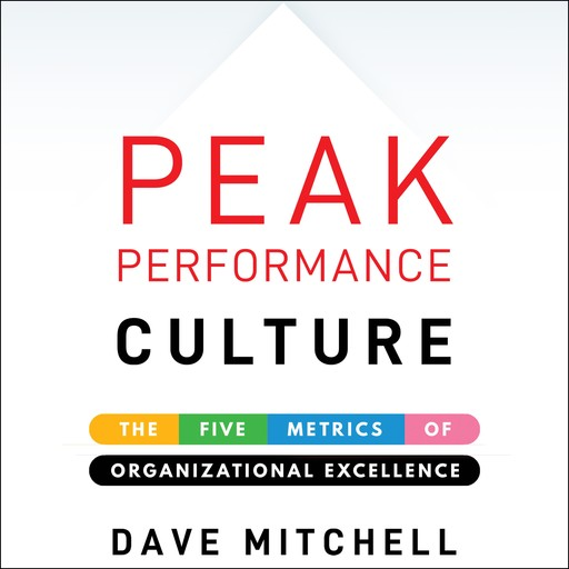 Peak Performance Culture, Dave Mitchell