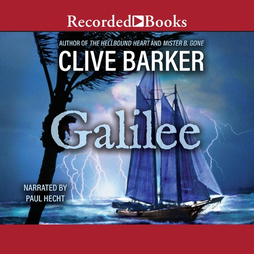 """Galilee """"International Edition"""", Clive Barker, Paul Hecht"""