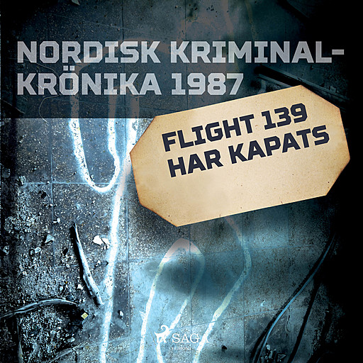 Flight 139 har kapats, Diverse