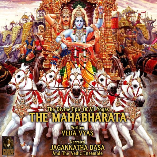 The Divine Epic Of All Yogas The Mahabharata, Veda Vyas