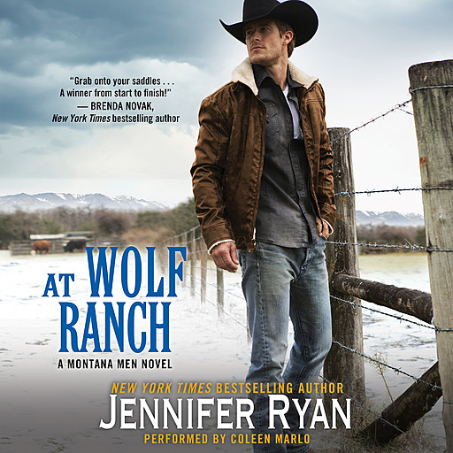 At Wolf Ranch, Jennifer Ryan