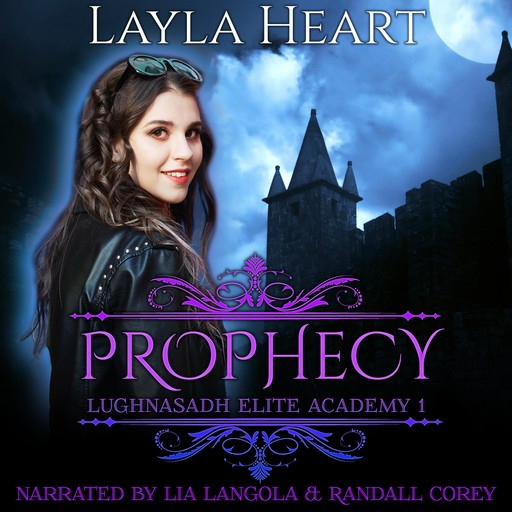 Prophecy, Layla Heart