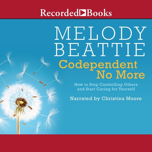 Codependent No More, Melody Beattie