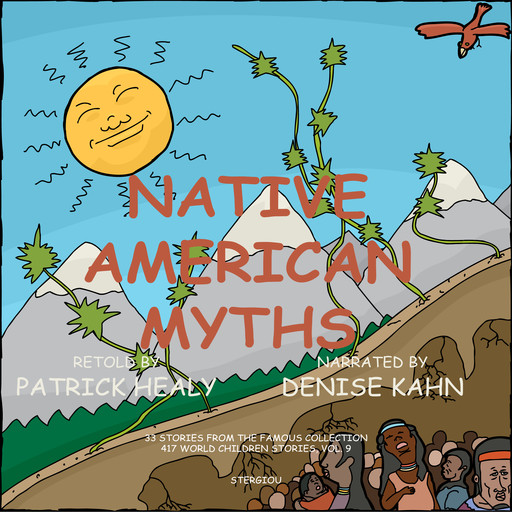 Native American Myths, Patrick Healy