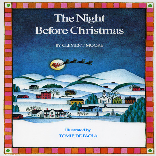 Night Before Christmas, The - Tomie dePaola, Clement Clarke Moore