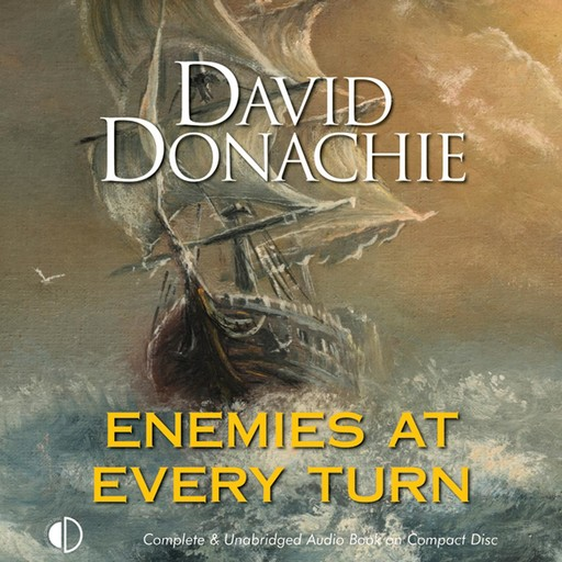 Enemies at Every Turn, David Donachie