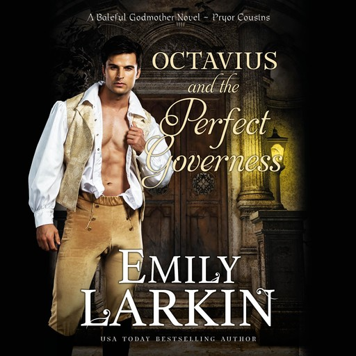 Octavius and the Perfect Governess, Emily Larkin
