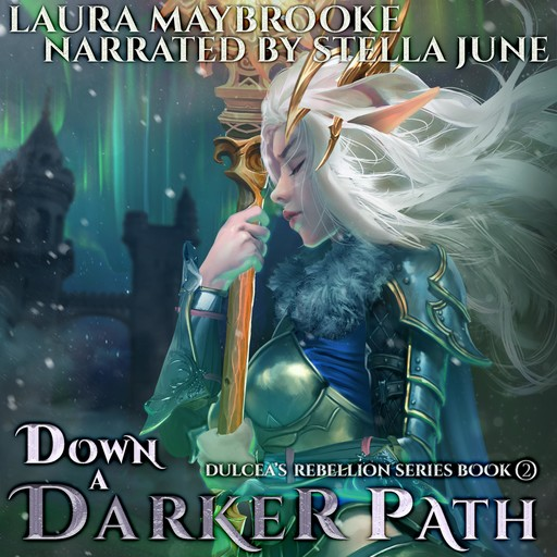 Down A Darker Path, Laura Maybrooke
