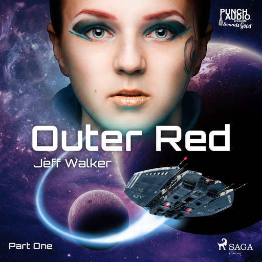 Outer Red: Part One, Jeff Walker