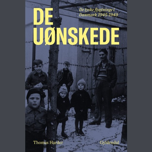 De uønskede, Thomas Harder