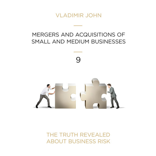 Mergers and acquisitions of small and medium businesses, Vladimir John