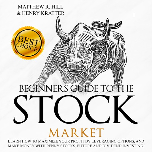 BEGINNERS GUIDE TO THE STOCK MARKET, HENRY KRATTER, MATTHEW R. HILL