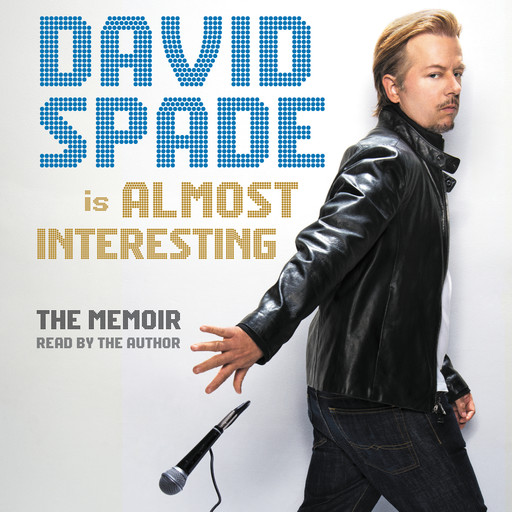 Almost Interesting, David Spade