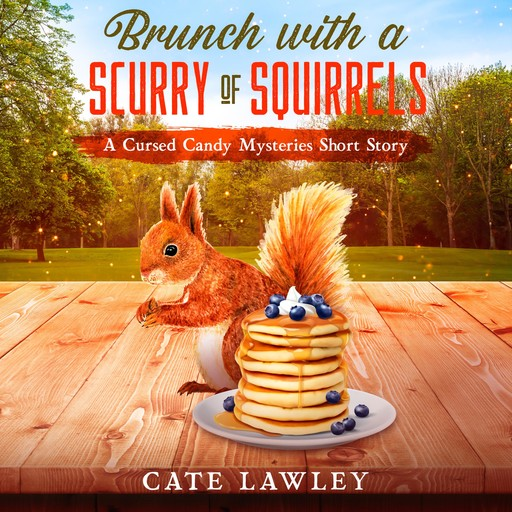 Brunch with a Scurry of Squirrels, Cate Lawley