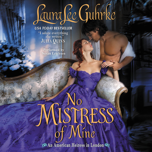 No Mistress of Mine, Laura Lee Guhrke