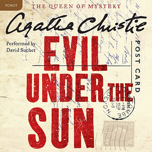 Evil Under the Sun, Agatha Christie
