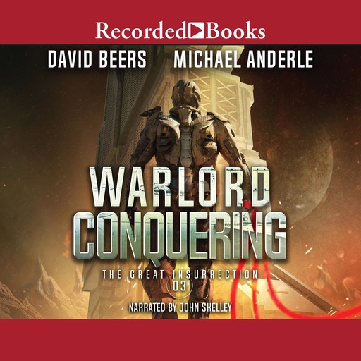Warlord Conquering, Michael Anderle, David Beers