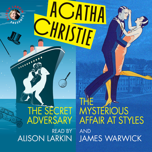 The Secret Adversary and The Mysterious Affair at Styles, Agatha Christie