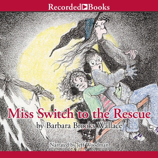 Miss Switch to the Rescue, Barbara Wallace