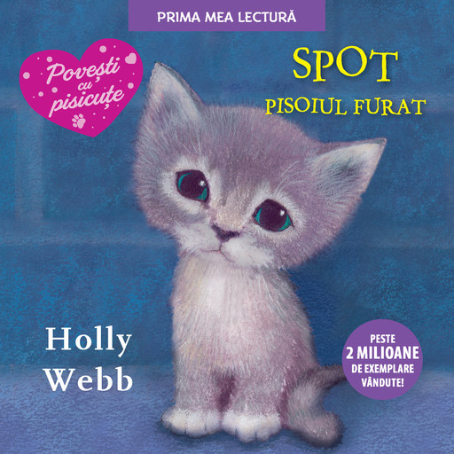 Spot, pisoiul furat, Holly Webb