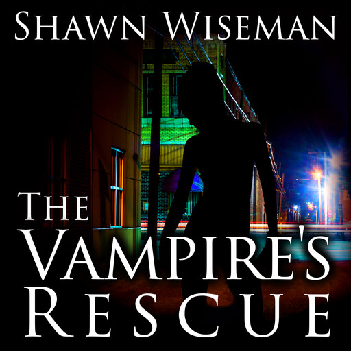 The Vampire's Rescue, Shawn Wiseman
