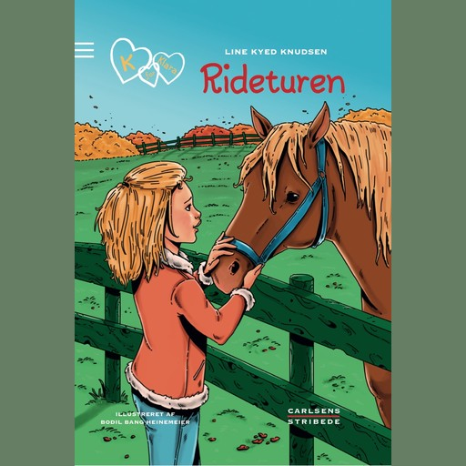 K for Klara 12: Rideturen, Line Kyed Knudsen