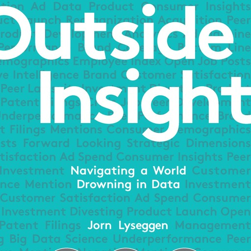 Outside Insight: Navigating a World Drowning in Data, John Lyseggen