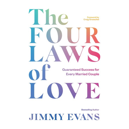 The Four Laws of Love, Jimmy Evans