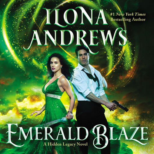 Emerald Blaze, Ilona Andrews