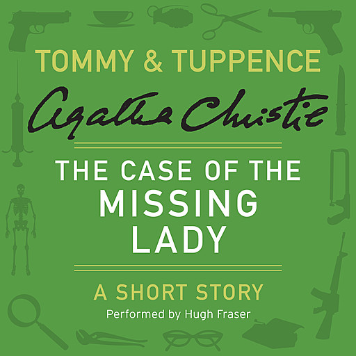The Case of the Missing Lady, Agatha Christie