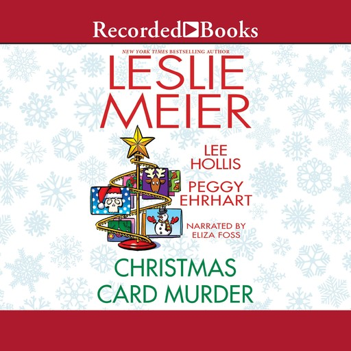 Christmas Card Murder, Leslie Meier, Lee Hollis, Peggy Erhart