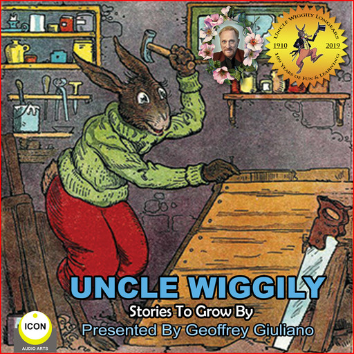 Uncle Wiggily Stories To Grow By, Howard Garis