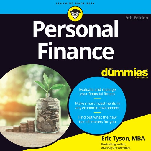 Personal Finance For Dummies, Eric Tyson, M.B.A.