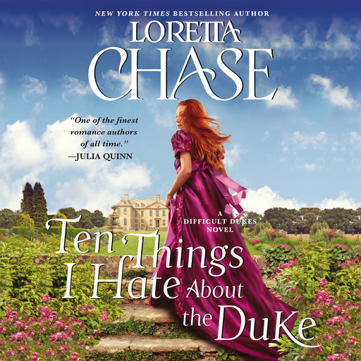 Ten Things I Hate About the Duke, Loretta Chase