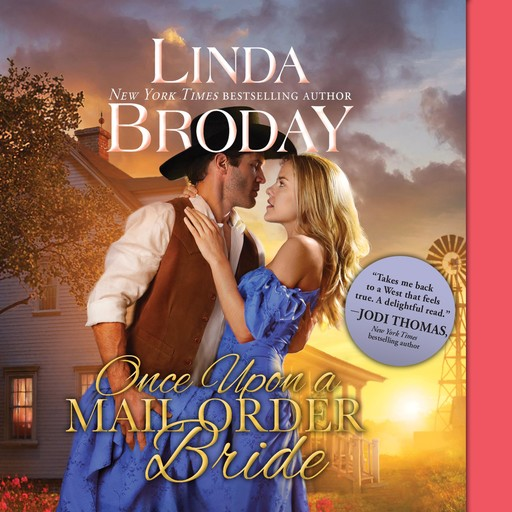 Once Upon a Mail Order Bride, Linda Broday