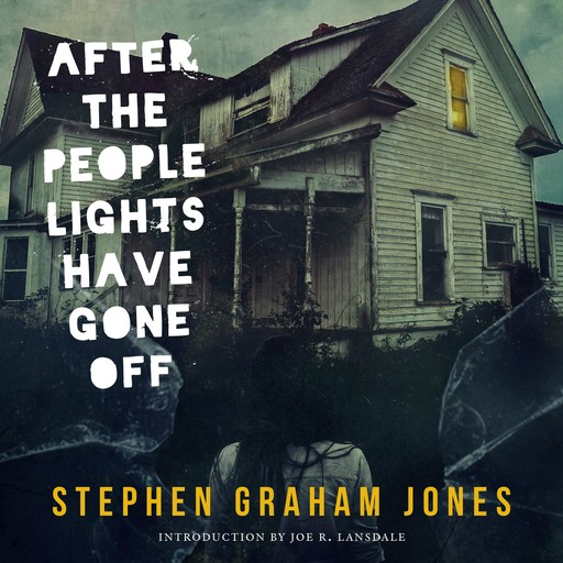 After the People Lights Have Gone Off, Stephen Jones