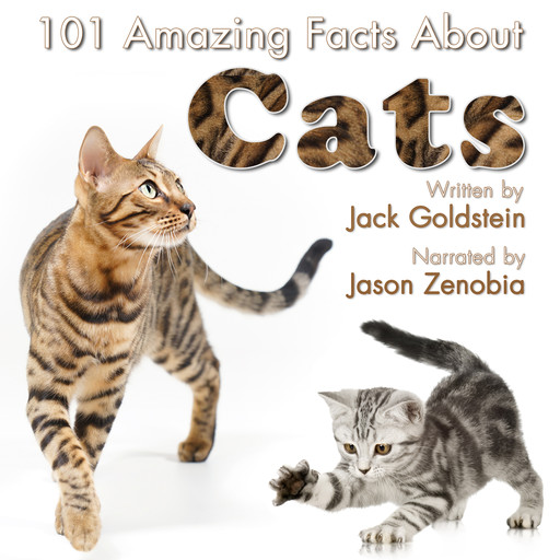 101 Amazing Facts about Cats, Jack Goldstein