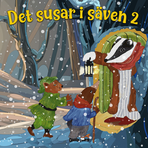 Det susar i säven 2, Kenneth Grahame