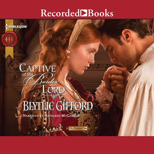 Captive of the Border Lord, Blythe Gifford