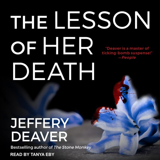 The Lesson of Her Death, Jeffery Deaver