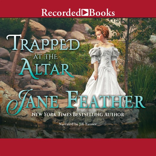 Trapped at the Altar, Jane Feather