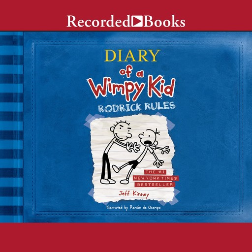 Rodrick Rules: Diary of a Wimpy Kid, Jeff Kinney